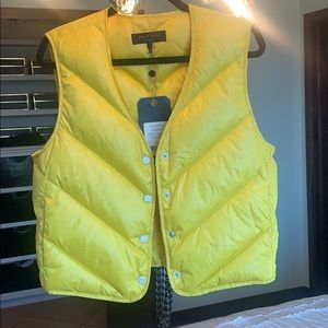 Rag and Bone Hybird Quilted Liner Vest